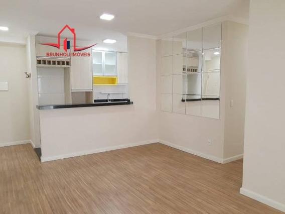 Apartamento Para Alugar No Bairro Vila Das Hortências Em - 3762-2