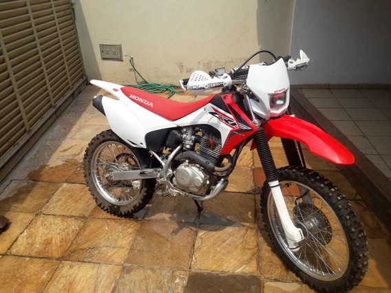 Moto Trilha Honda 230f 2016 Motocross Muito Nova Pouco Usada