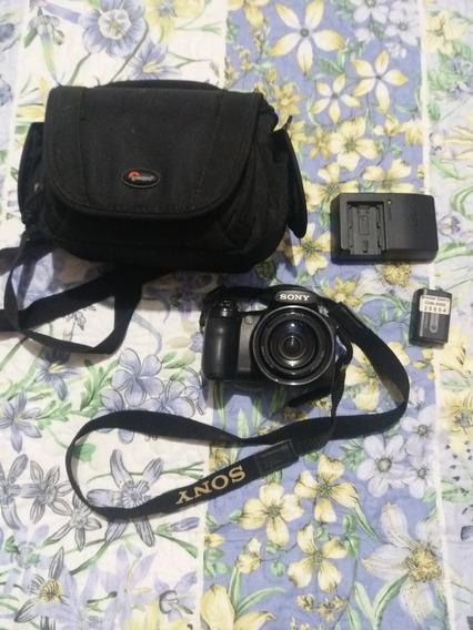 Camera Semi Profissional Sony Dsc Hx1