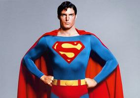 Super-homem Christopher Reeve Poster