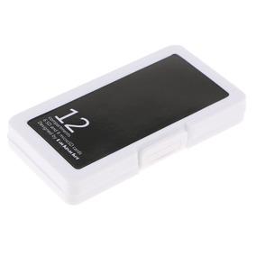 Caixa Armazenamento Cartão Memória Transporte Carteira Titul