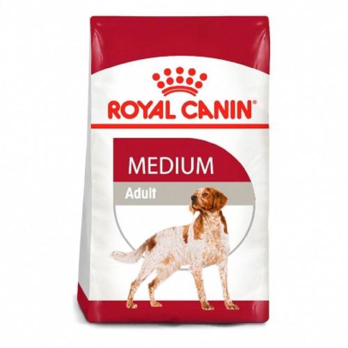 Imagen 1 de 1 de Comida Para Perros Royal Canin Medium Adult 10kg