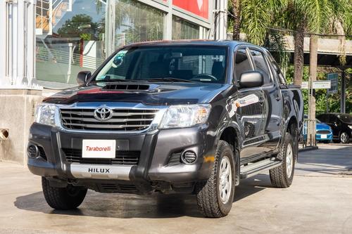 Toyota Hilux 4x2 C/d Dx Pack Electrico 2.5 Tdi Taraborelli #