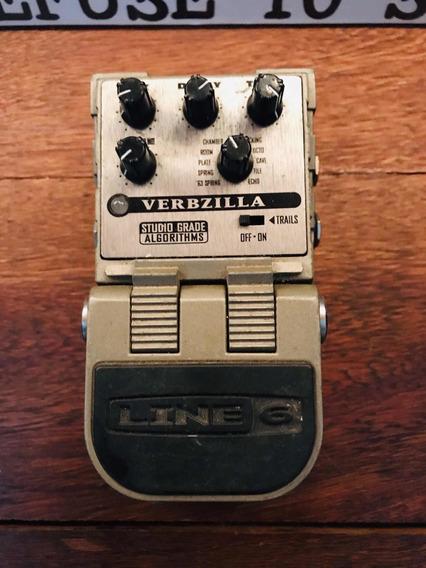 Reverb Verbzilla Line 6