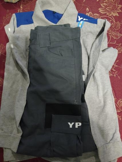 Chomba De Ypf + Pantalon