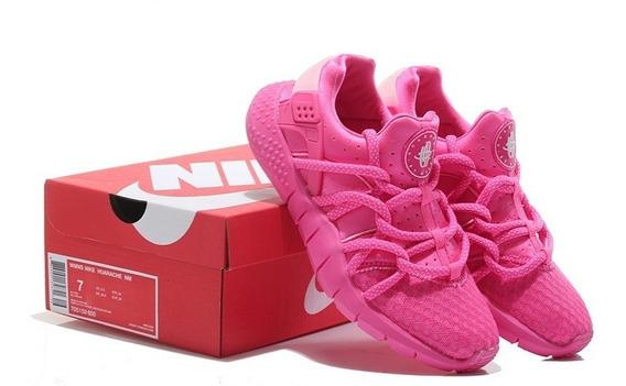 Tênis Nike Air Feminino Importado Original Lindo Rosa Pink