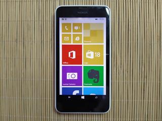 Celular Nokia Lumia 635 1 Chip + Cartão 8gb Funcionando