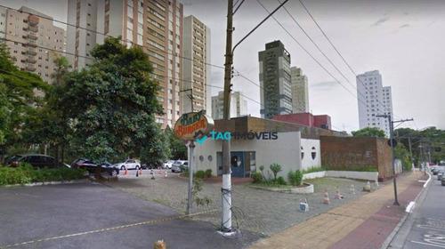 Ponto Para Alugar, 298 M² Por R$ 35.000,00/mês - Alto Da Boa Vista - São Paulo/sp - Pt0006