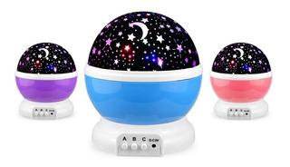 Proyector Led Espanta Cuco Luz Estrellas Star Master