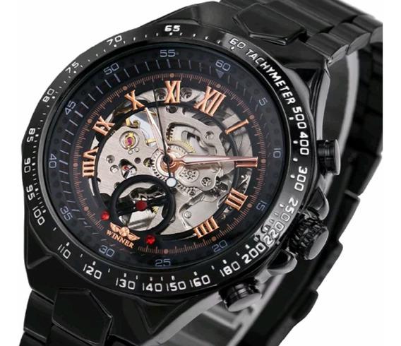 Relógio De Pulso Black 2019 Altomatico E Corda Original