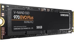 Ssd Samsung M.2 970 Evo Plus 500gb Nvme (modelo 2019)