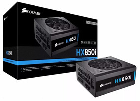 Fonte Corsair Hx850i 850w 80 Plus Platinum Digital Modular
