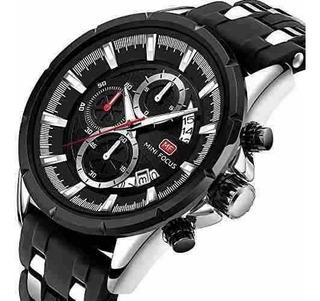 Relojes Deportivos Casuales Para Hombre Reloj De Cuarzo De M
