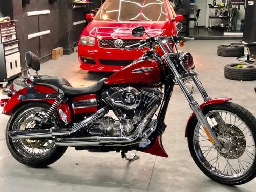 Harley Davidson Dyna Super Glide 2008
