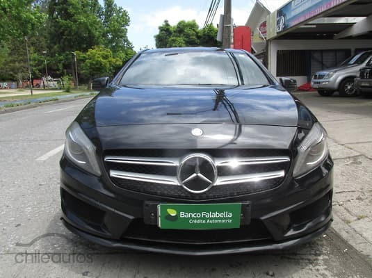 Mercedes-benz 2013 A 200 1.6 Blue Efficiency