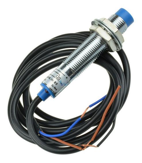 Sensor Indutivo Npn De Proximidade Lj12a3-a-z/bx Arduino