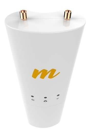 Mimosa C5c 5ghz 20dbi 2x2 Mu-mimo Client Radio Com Poe Nfe