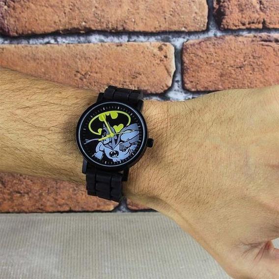 Reloj De Pulso Edición Batman