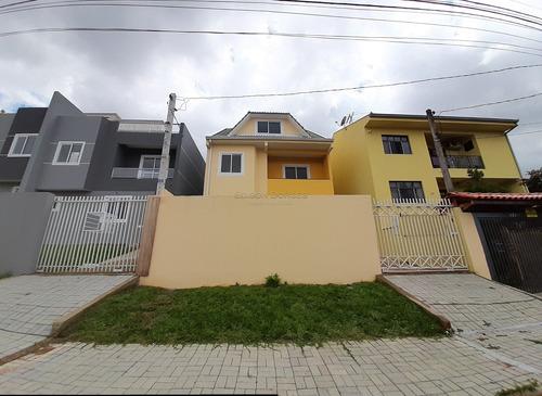 Sobrado Com 3 Dormitórios À Venda Com 131.2m² Por R$ 499.000,00 No Bairro Uberaba - Curitiba / Pr - Eb+6035