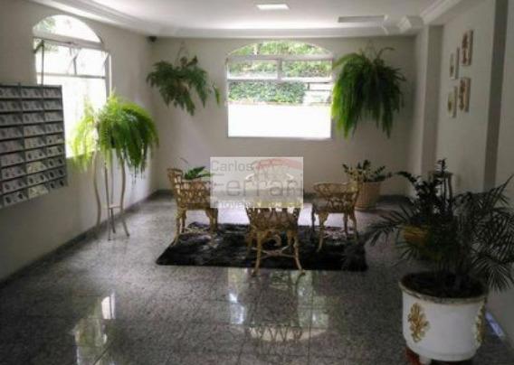 Apartamento 2 Dormitórios, 1 Vaga Na Vila Irmãos Arnoni - Cf23959