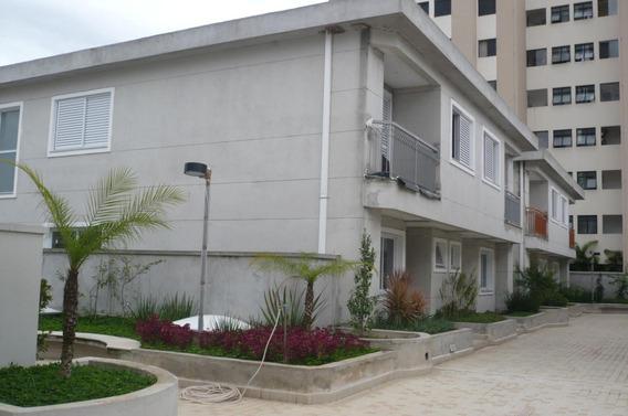 Sobrado Em Condomínio, À Venda, Jardim Prudência, São Paulo - So1973. - So1973