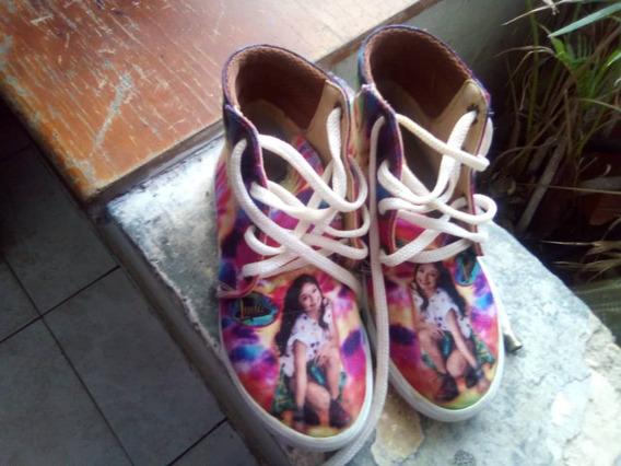 Zapatos Para Niña Talla 28 De Soy Luna