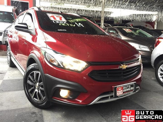 Chevrolet Onix Onix Hatch Activ 1.4 8v Flex 5p Aut. Flex Au