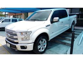 Ford Lobo Platinum Crew Cab 4x4 2015 Seminuevos