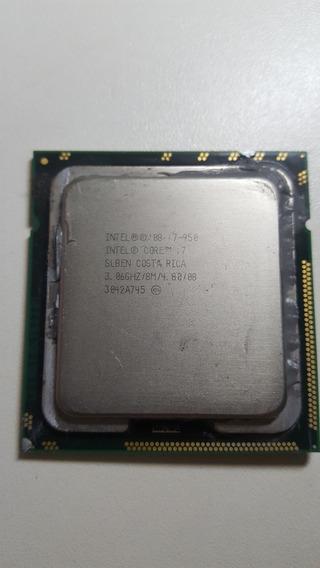 Processador Intel I7-950 3.06ghz 8m Lga 1366