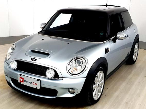 Mini Cooper 1.6 S 16v Turbo Gasolina 2p Automático 2009/...