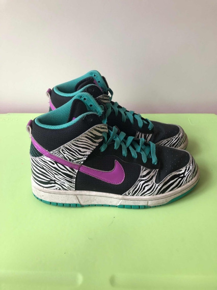 Zapatillas Nike adidas Animal Print