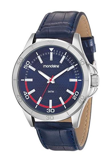 Relógio Masculino Mondaine Original Analógico 83375g0mvnh2