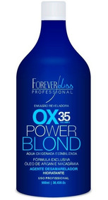 Forever Liss Power Blond Ox 35 Volumes 900ml