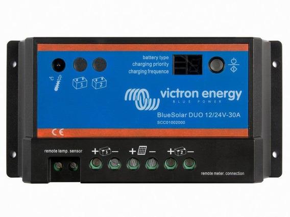 Controlador Carga Bateria Solar Victron Centrium 12-24v/30a