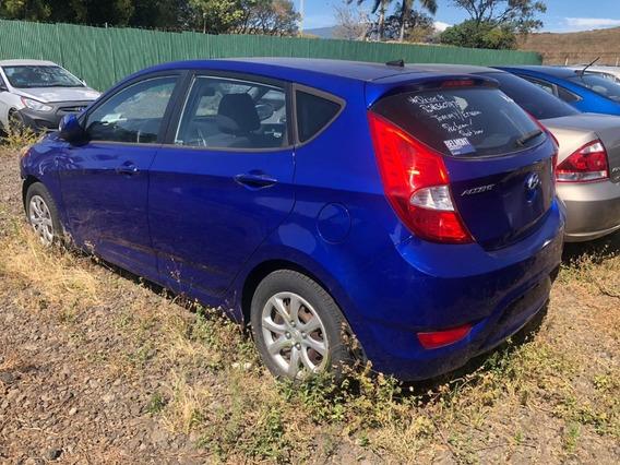 Repuestos Hyundai Accent Blue Hasback