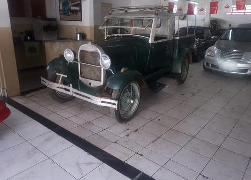 Imagem 1 de 7 de Ford Pick Up Ford 29