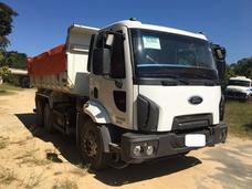 Ford Cargo 2629 6x4 Caçamba 12 Metros Ano 2015/2015