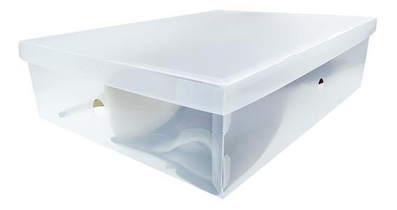 Caixa Para Botas Transparente Cristal Dello Closet