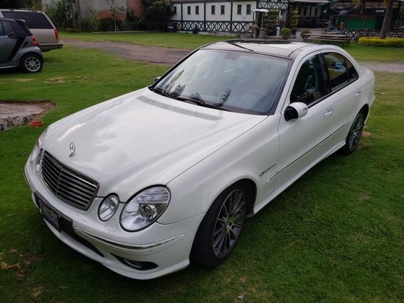 Mercedes-benz Clase E E55 Amg