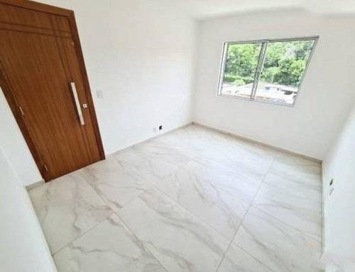 Imagem 1 de 14 de Cobertura Duplex À Venda, 2 Quartos, 1 Vaga, Jardim Dos Comerciários - Belo Horizonte/mg - 1817