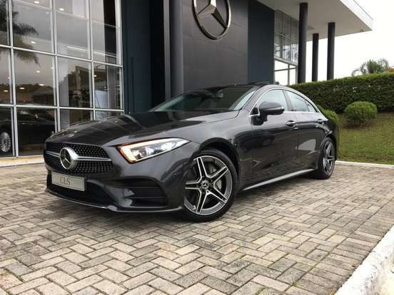 Mercedes Cls 450 3.0 I6 Gasolina 4matic 9g-tronic 2019