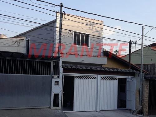 Sobrado Em Torres Tibagy - Guarulhos, Sp - 325994