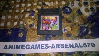 Game Boy Color Tetris Dx Gbc C/u
