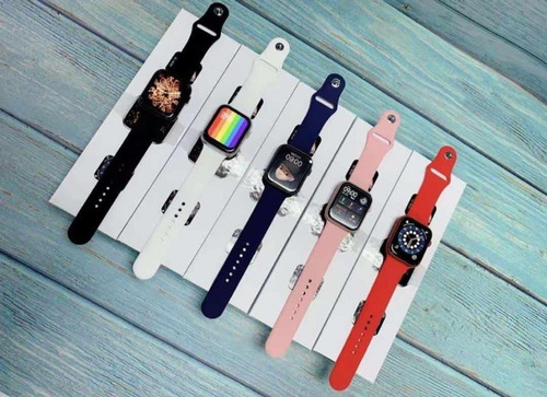 Reloj T500 Plus / Con Juegos / Siri