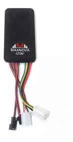 Rastreador Bloqueador Veicular Gt06+ Gps Carro Caminhão Moto