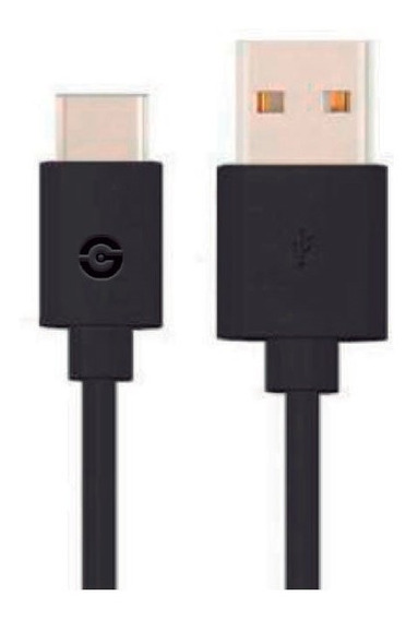 Cable Usb 2.0 Getttech Jl-3513, A-tipo C, 1.5 Metros, Negro