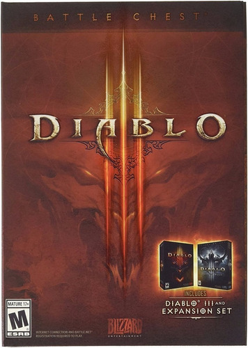 Diablo 3 Ill Battle Chest Reaper Of Souls Pc Online Español