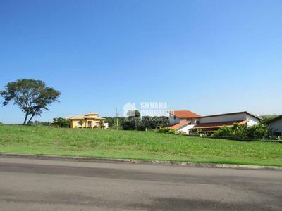 Terreno À Venda No Condomínio Bothanica Em Itu - Te3538