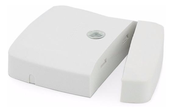 Sensor Magnético Sem Fio Txr 4000 Saw Cs 433 Mhz Para Alarme