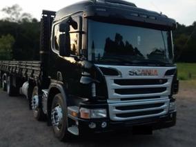 Scania P310 2013 Bitruck 8x2